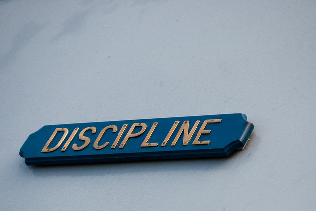It's Not About Discipline, It's About This
