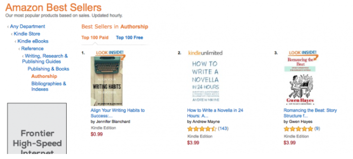 How I Became A #1 Best Seller On Amazon