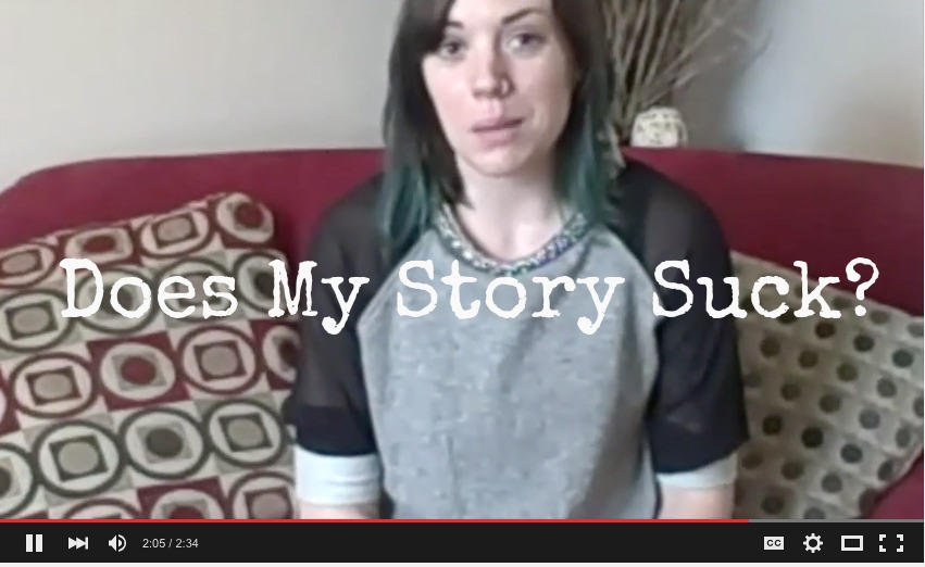 StoryTV With Jennifer B., Episode One: How Do I Know If My Story Sucks?