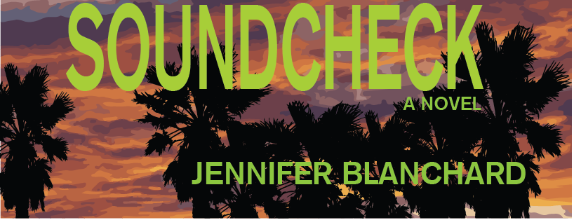 I Did It! Introducing My Debut Novel, SoundCheck