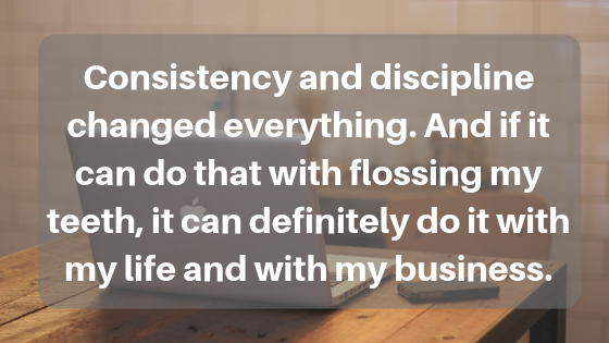 Your Only Life (And Business) Problems Are Your Inconsistency And Lack Of Discipline For Doing What Matters